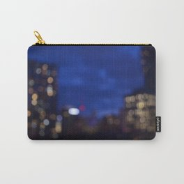 blurry nights Carry-All Pouch