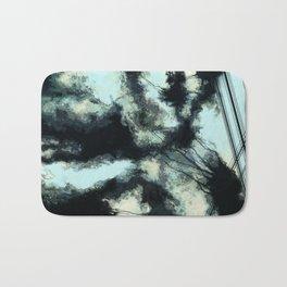 Tethered sky Bath Mat