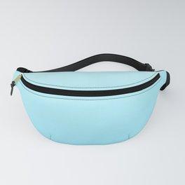 color gradient blue 7 Fanny Pack