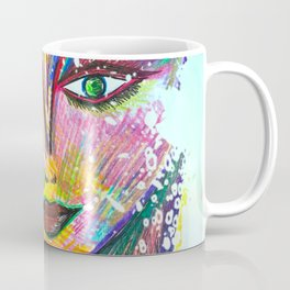 Oh My Darling, Its True. Beautiful Things Have Dents and Scratches Too Coffee Mug