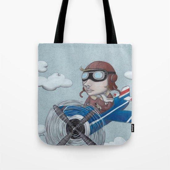 aviator Tote Bag