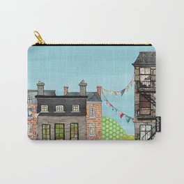 Houses are Homes Carry-All Pouch