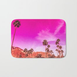 Palm Springs Rush Hour Bath Mat