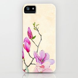 Floral Art    #2 iPhone Case
