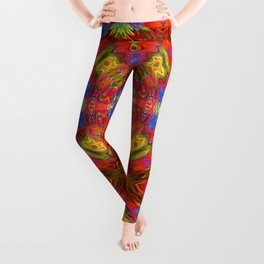 Through The Looking Glass 9 Leggings