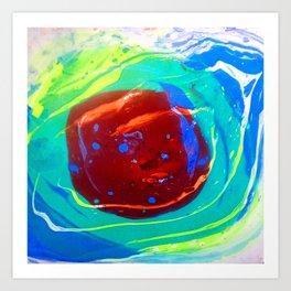 Vortex 1 Art Print