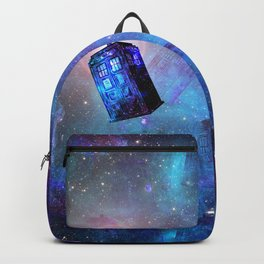 Travel Through Time Backpack