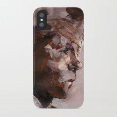 Pause Slim Case iPhone X