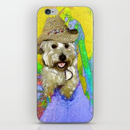 West Highland White Terrier - Ready To Go? iPhone Skin