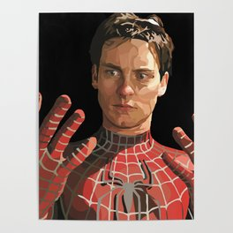 toby maguire Poster