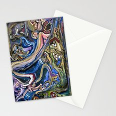 Cry Wolf Stationery Cards