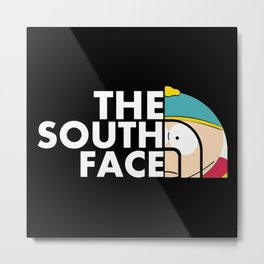 The south face Metal Print