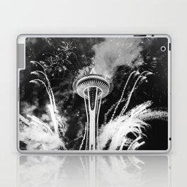 Seattle Space Needle Celebration Laptop & iPad Skin