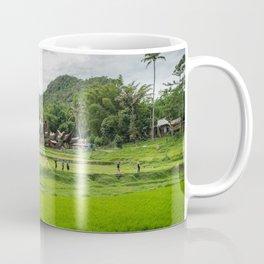 Toraja Indonesia Coffee Mug