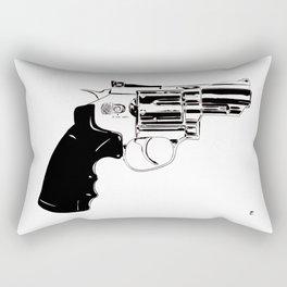 Gun #27 Rectangular Pillow