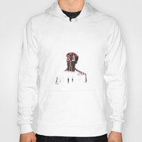 true detective Hoodies featuring true detective 2 by Molnár Roland