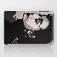 audrey iPad Cases featuring Audrey by AUSKMe2Paint