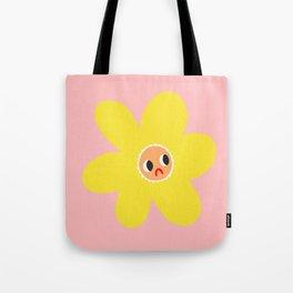 Sad Flower Tote Bag