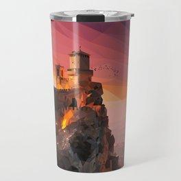 Guaita - San Marino Travel Mug