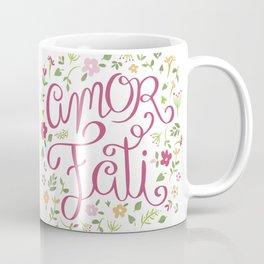 Amor Fati - Love of Fate Coffee Mug