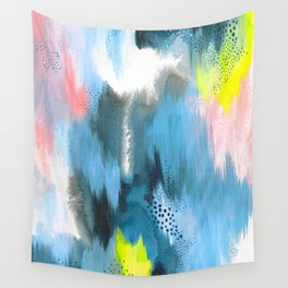 Decided Wall Tapestry
