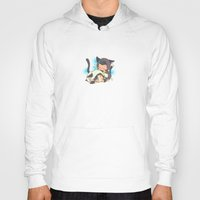 kittens Hoodies featuring Kittens by MGNemesi