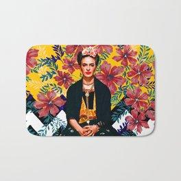 Frida Tropical Bath Mat