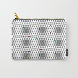 Poke the Dots Carry-All Pouch