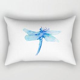 Dragon fly 3 Rectangular Pillow