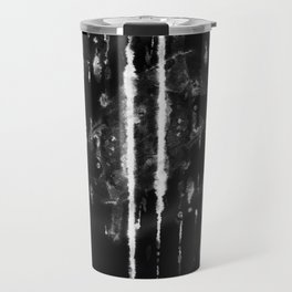 Diving into the Wreck Abstraction Travel Mug