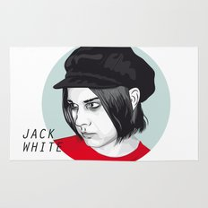 JACK WHITE Rug