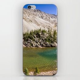 Colorado Pictures - Lake Agnes iPhone Skin