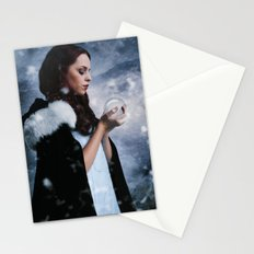 Winter came Stationery Cards