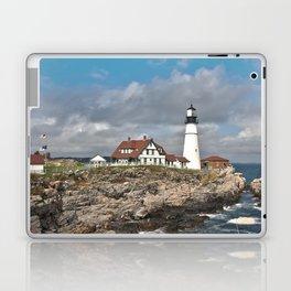 Port Head Lighthouse Laptop & iPad Skin
