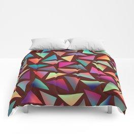 Geometric Pattern VI Comforters