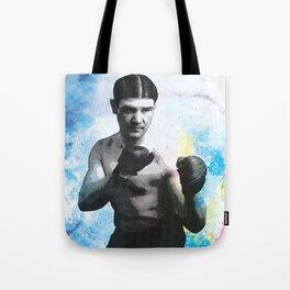 Boxer Portrait Tote Bag