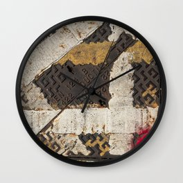 cross roads Wall Clock