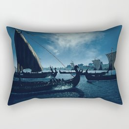 Drakkar Rectangular Pillow