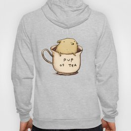 Pup of Tea Hoody