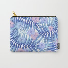 Hawaiian Pattern Carry-All Pouch
