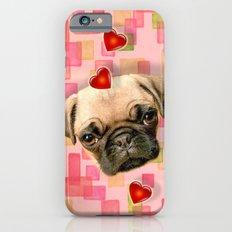 Puggy iPhone 6s Slim Case