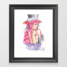 Perona Framed Art Print