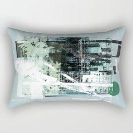 """""""Clap Hands"""" Graphic Art Print Rectangular Pillow"""