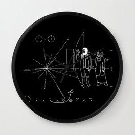3978 A.D. Wall Clock