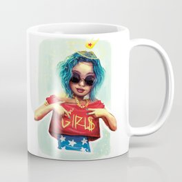 Wonder girl Coffee Mug