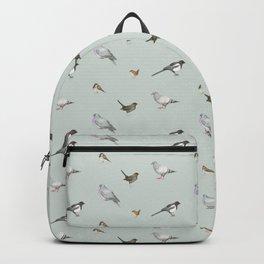 Garden birds Backpack