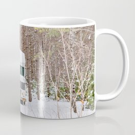 Winter Camping 2 Coffee Mug