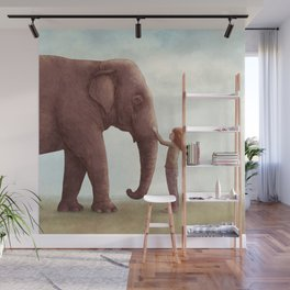 One Amazing Elephant Wall Mural
