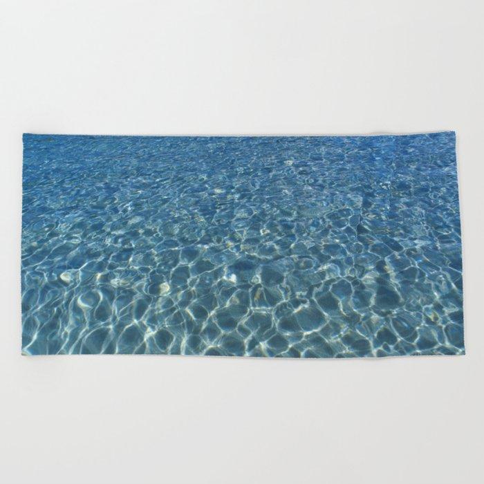 Wade In Beach Towel