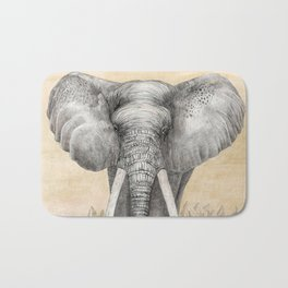 Council of Animals Bath Mat